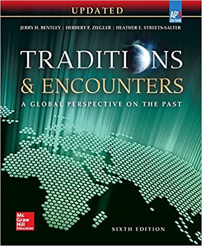 Amazon bentley traditions encounters a global perspective bentley traditions encounters a global perspective on the past updated ap edition 2017 6e student edition ap traditions encounters world history fandeluxe Gallery