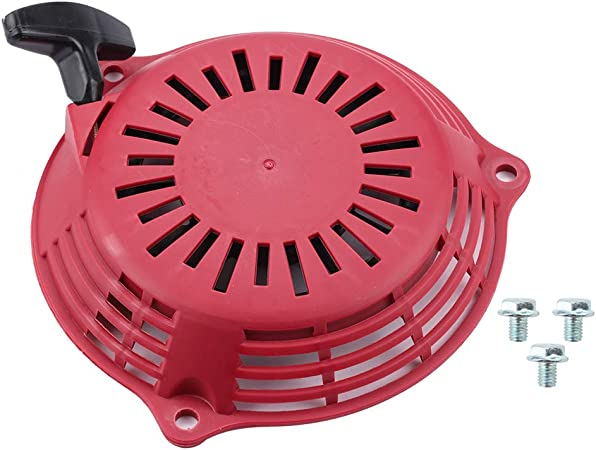 OEM  HONDA Generator Red Recoil Starter Assembly 28400-Z0L-V20ZB Fits GCV160