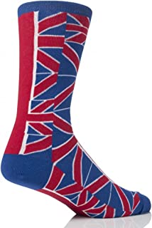 SockShop Union Jack Design Cotton Rich Socks