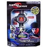 Spy Gear Tri Optics Video Watch