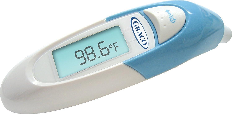 Graco 1 Second Ear Thermometer by Graco: Amazon.es: Bebé