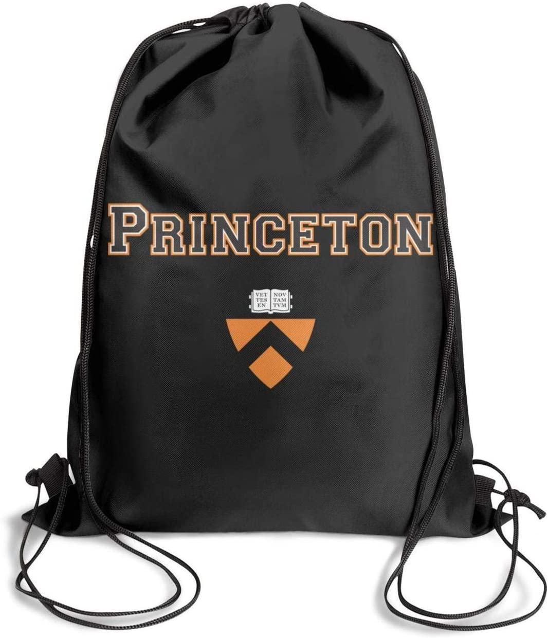 Handbags Spacious Crazy Princeton-University-Logo Drawstring Bags for Women /& Men