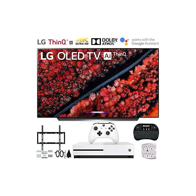 """LG OLED55C9PUA 55"""" C9 4K HDR Smart OLED"""