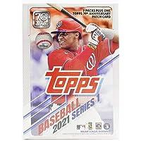 $39 » 2021 Topps MLB S1 Baseball Trading Card Blaster Box