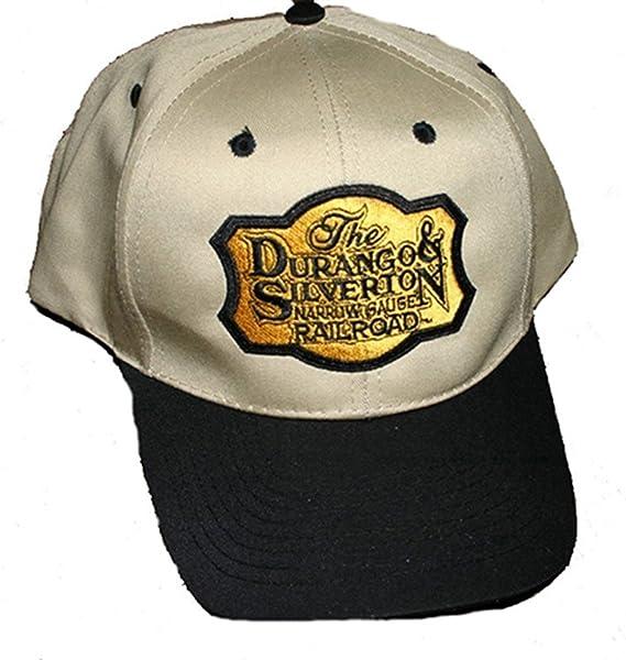 35f5cfb1a2b Amazon.com  Durango and Silverton Narrow Gauge Railroad Embroidered ...
