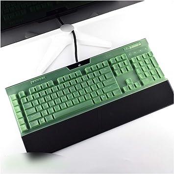 Funda protectora de silicona para teclado mecánico Corsair ...
