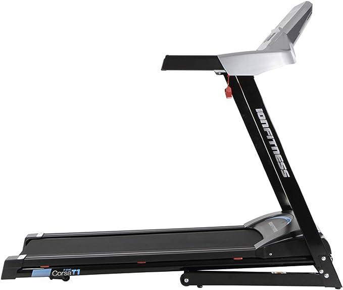 ION FITNESS CORSA T1 FI6140 Cinta de correr: Amazon.es: Deportes y ...