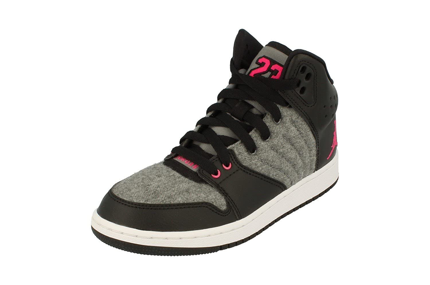 new concept af471 7803d Amazon.com   Nike Air Jordan 1 Flight 4 Prem GG Hi Top Trainers 828245 Sneakers  Shoes   Sneakers