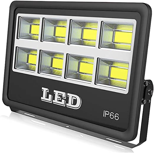 Reflector LED 400W Reflector Impermeable para Exteriores proyector ...