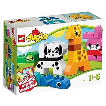 61 Teile Lego Duplo zB Steine LEGO Bau- & Konstruktionsspielzeug