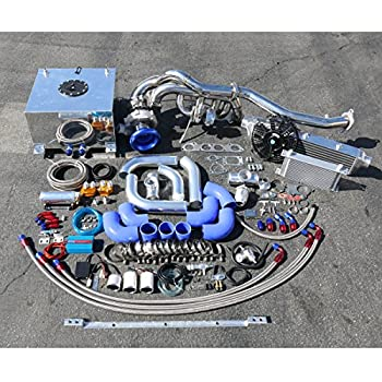 For Honda S2000 High Performance 26pcs T04E Turbo Upgrade Installation Kit