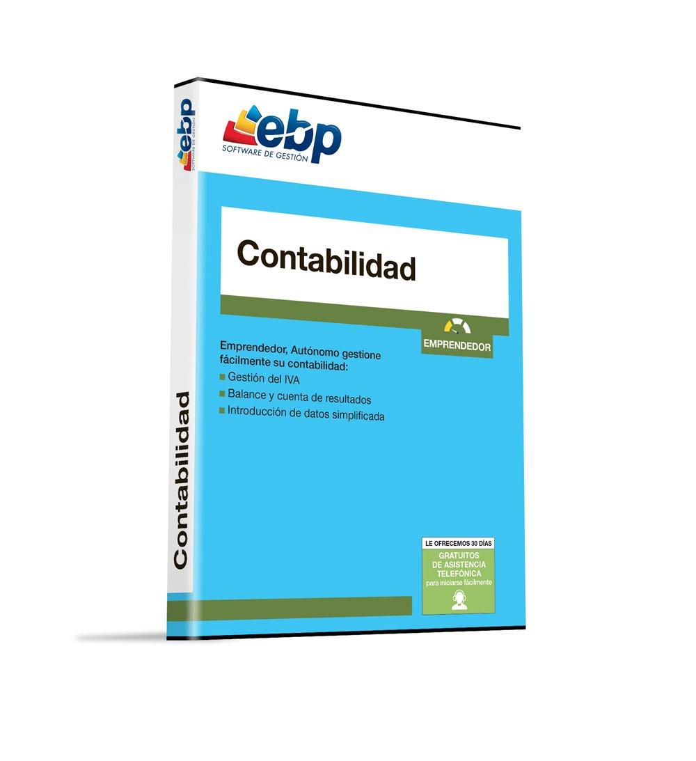 EBP Contabilidad Emprendedor Open Line 10.0: Amazon.es: Software