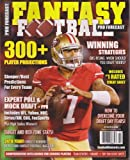 Pro Forecast Fantasy Football Magazine 2013