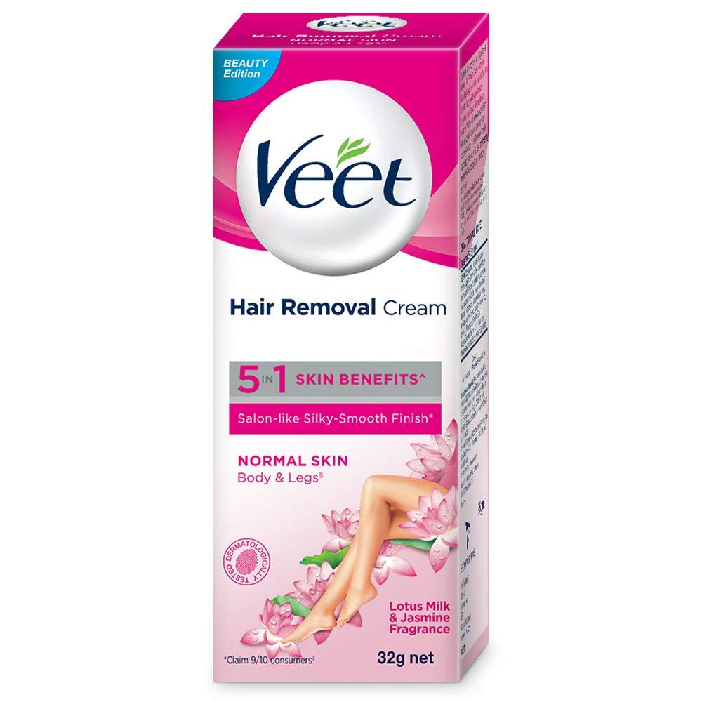 Veet Hair Removal Cream For Normal Skin 32g Buy Online In
