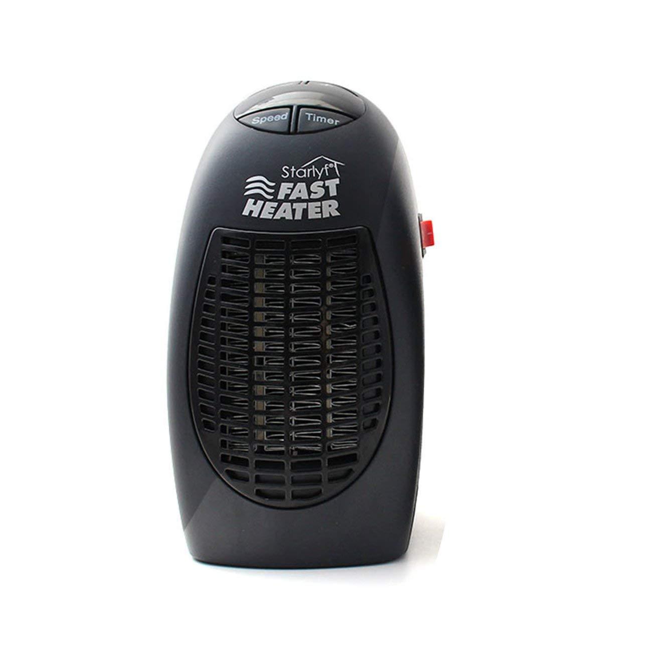 Azalea Salida de Pared, Mini, portá til, Calentador de calefacció n, Aire Acondicionado, para el hogar, Ventilador elé ctrico, radiador, Estufa de Ventilador, Calentador, UE portátil Calentador de calefacción Ventilador eléctrico