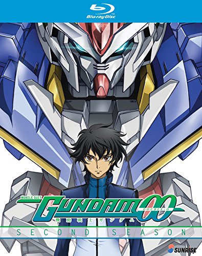 Mobile Suit Gundam 00 Blu-ray Collection 2