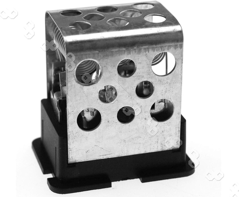 5PIN Auto Control Heizung Gebl/äsemotor Heater Widerstand Ersatz Motor Gebl/äse L/üfter Control