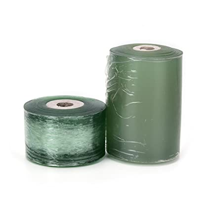 100M//roll Grafting Tape Stretchable Moisture Barrier Self-adhesive Floristry