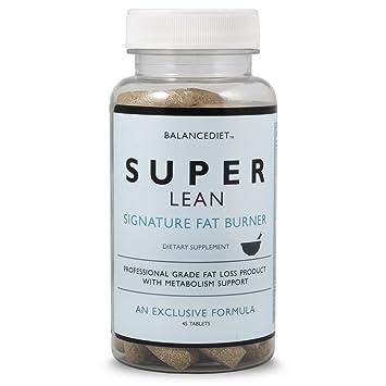 Amazon Com Balance Diet Super Lean Professional Grade Fat Burner