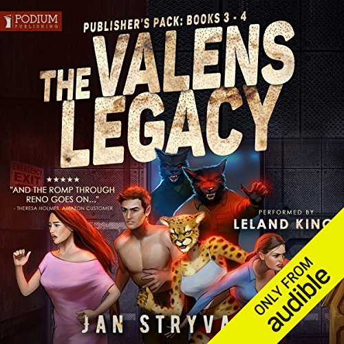 The Valens Legacy: Publisher's Pack 2