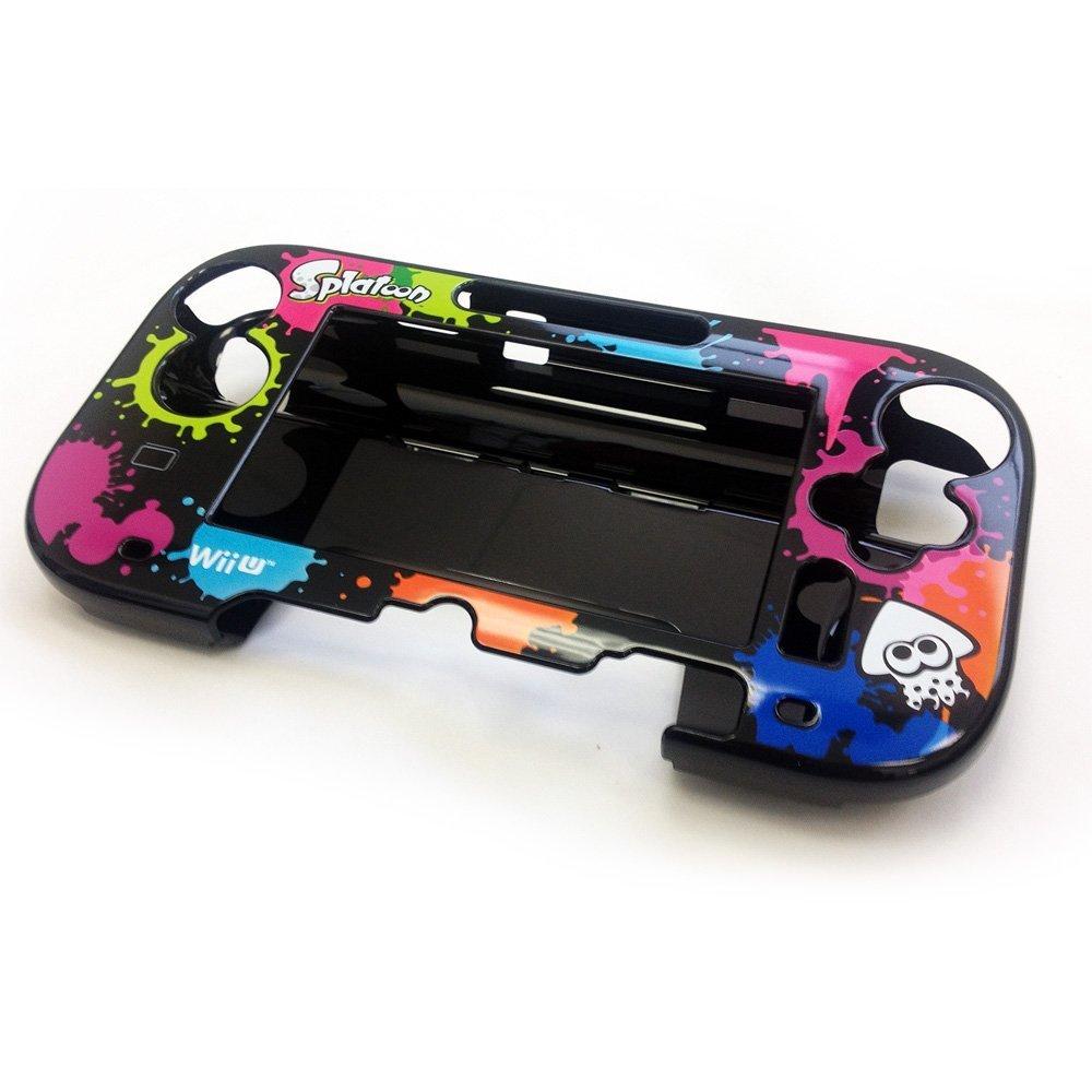 Splatoon Bundle Amiibo 3 Pack & Hori Splatoon Protector for Nintendo Wii U by Splatoon