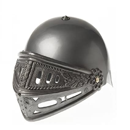 US Toy One Child Plastic Child Knight Helmet Costume (2-Pack)  sc 1 st  Amazon.com : knight helmet costume  - Germanpascual.Com