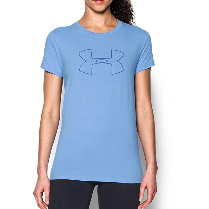 428f73f85bfe0 Under Armour Women's Big Logo Short Sleeve T-Shirt