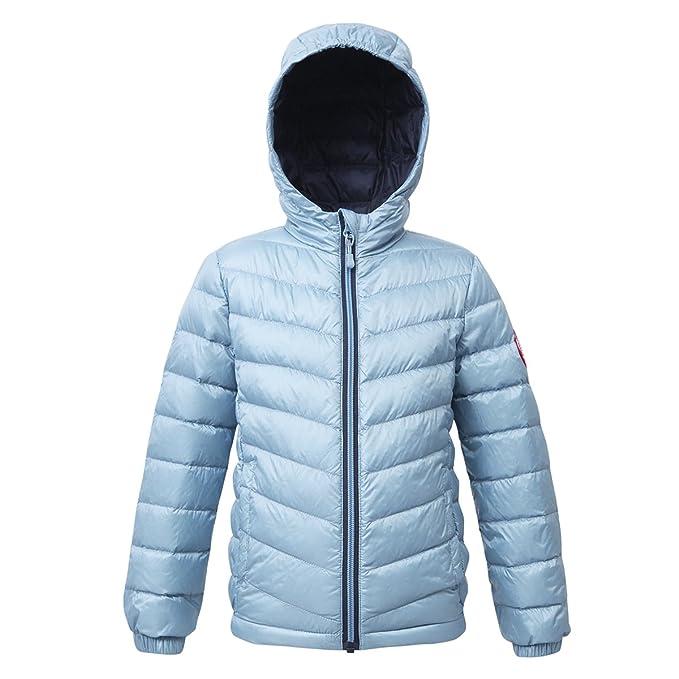 18ecb7b3c Rokka&Rolla Girls' Ultra Lightweight Hooded Packable Puffer Down Jacket