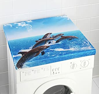 Möbel & Wohnen Waschmaschinenbezug Waschmaschinen Bezug Abdeckung Neu