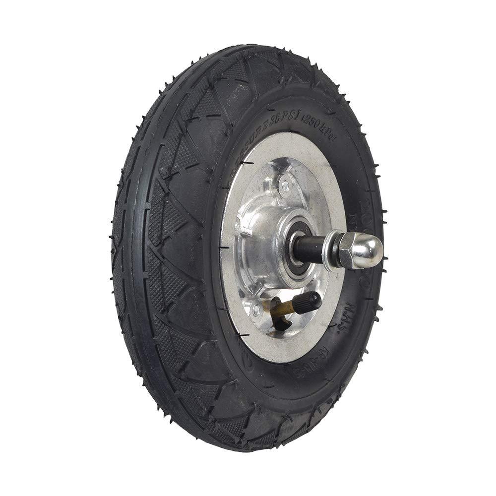 Razor 200x50 Complete Front Wheel for Razor E100 / E200 / eSpark Electric Scooters by Precision Auto Products