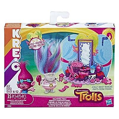 KRE-O DreamWorks Trolls Bridget's Makeover Mania: Toys & Games