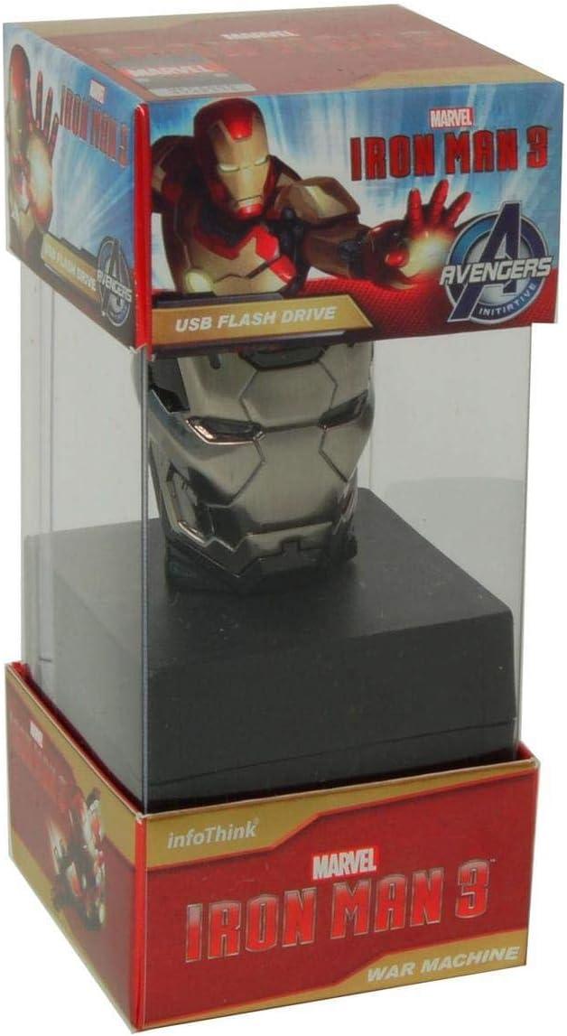 Iron Man War Machine 8 GB USB Flash Drive