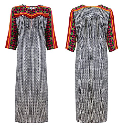 The Orange Tags - Camisón - para mujer Pattern 2