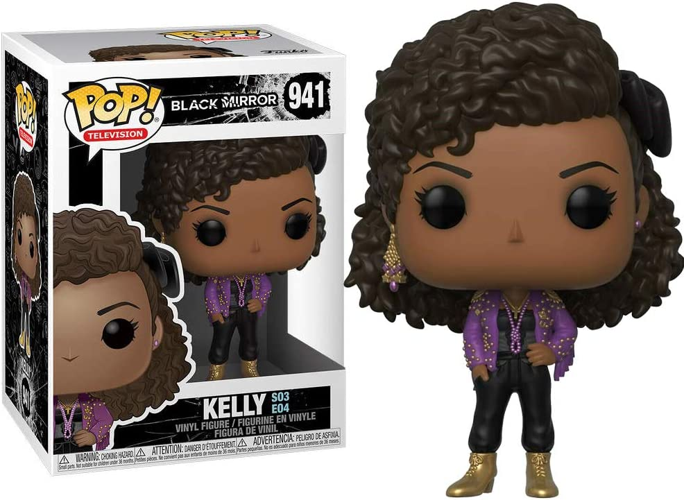 Funko Pop Kelly Black Mirror TV