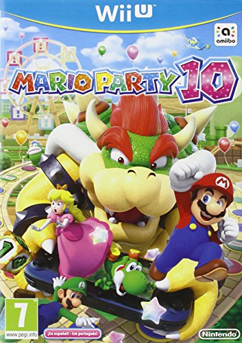 Mario Party 10 Nintendo Wii U Amazon Es Videojuegos