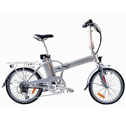 agogs silvergo 20 pulgadas eléctrico bicicleta plegable city Rueda con marco de aluminio bafang Motor H