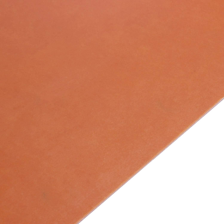 ACAMPTAR 30cm x 20cm Plaque de cuivre plaquee plaquee dun cote