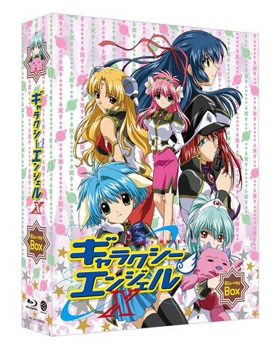 Animation - Galaxy Angel X Blu-Ray Box (3BDS) [Japan BD]