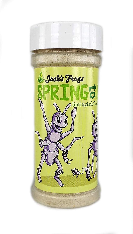 Josh's Frogs Spring to Life Springtail Food (4 oz)