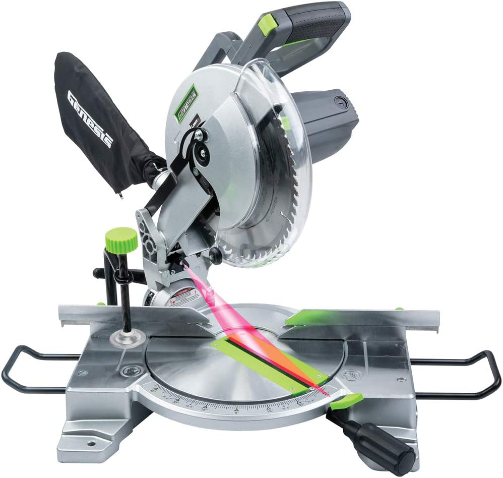 Genesis Compound Miter Saw