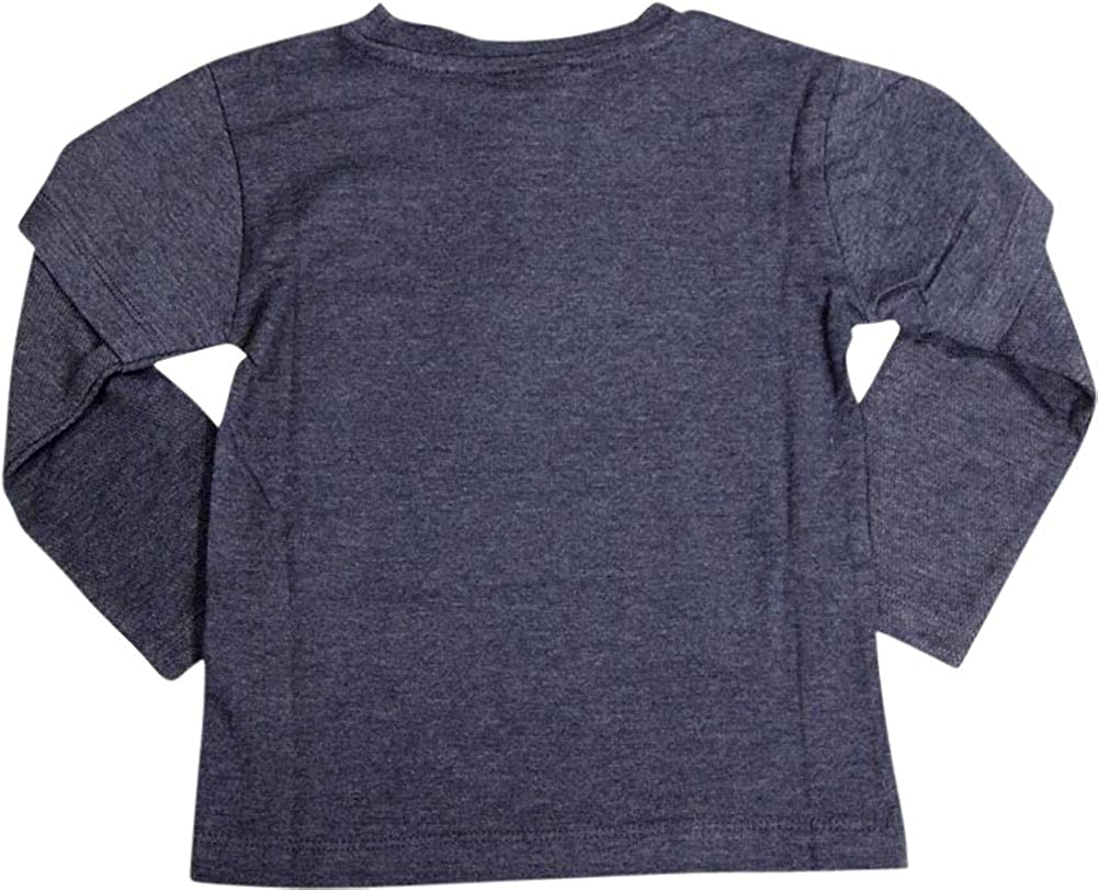 Mish 100/% Cotton Little Boys Long Sleeve Tops Tees and T-Shirts /á- 21 Styles and Colors