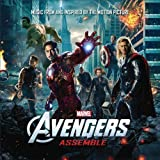 Avengers Assemble Soundtrack Edition by Avengers Assemble (2012) Audio CD
