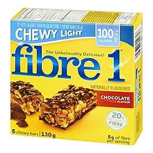Fibre 1 Chocolate, 5-Count, 130 Gram