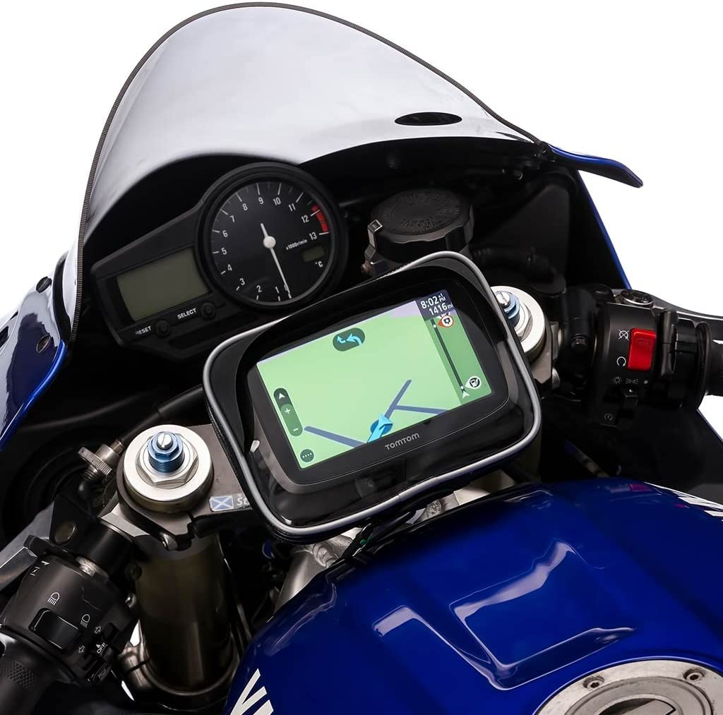 Ultimateaddons Motorrad Gabel Vorbau Bike Mount Elektronik
