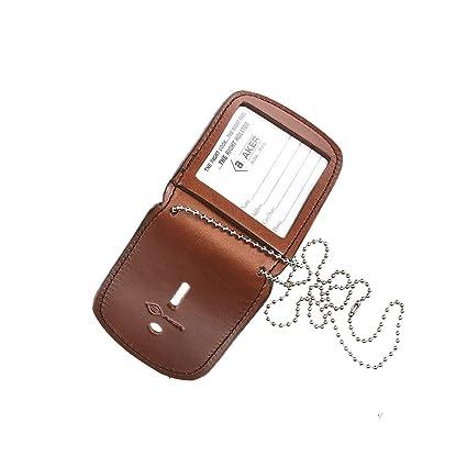 Cuero Aker - Aker 599 cuello soporte de tarjeta de ...