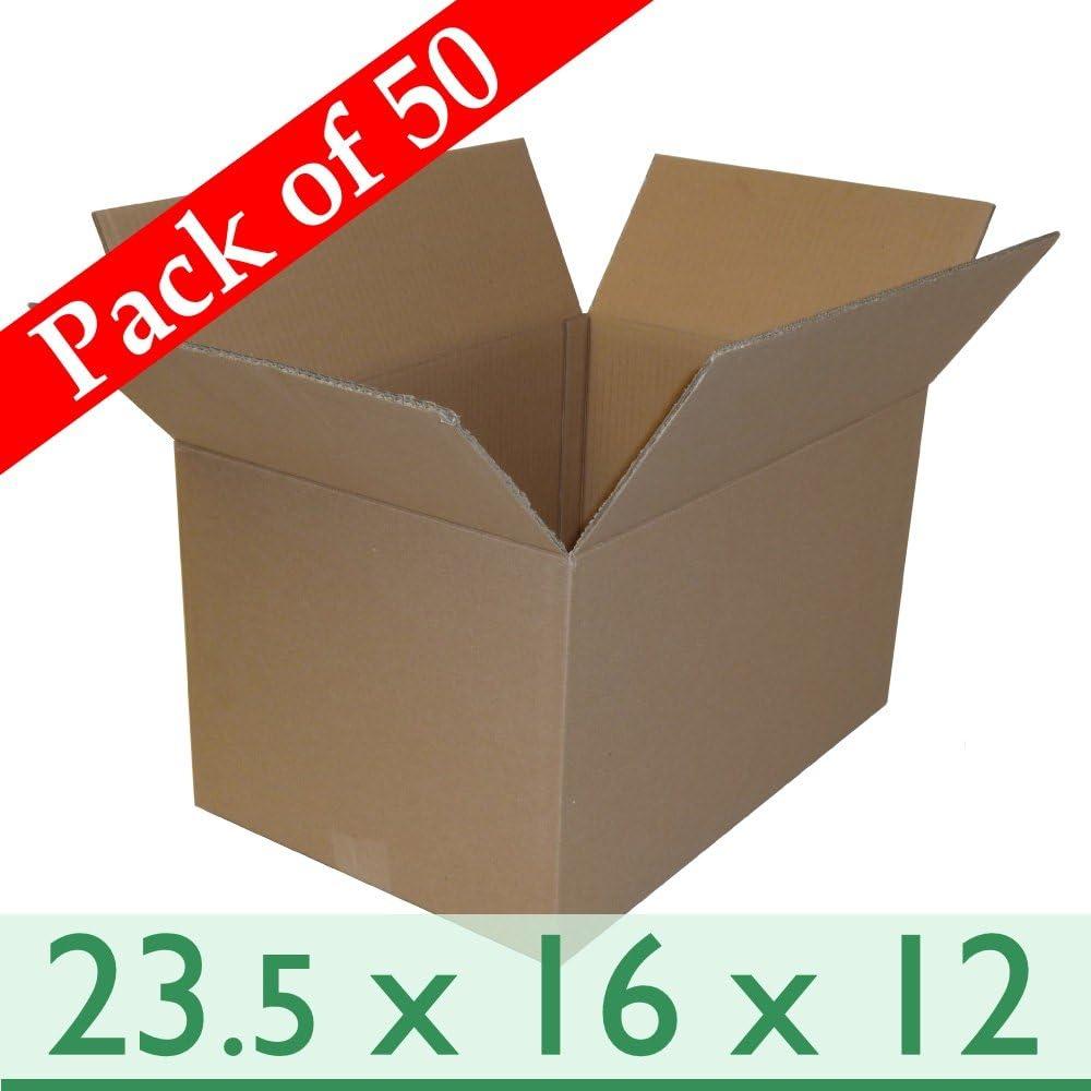 Casa 50 unidades eliminación empacando cajas - medianas de doble ...