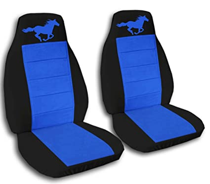 Magnificent Amazon Com 2005 2006 2007 Ford Mustang Seat Covers Black Beatyapartments Chair Design Images Beatyapartmentscom