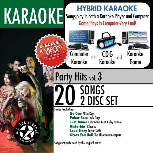 ASK-97 Karaoke: Party Hits with Karaoke Edge, Lady Gaga, Rihanna, Alicia Keys, Taylor Swift, Beyonce, Jordin Sparks, - Nikki And Rihanna