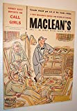img - for Maclean's - Canada's National Magazine, April 11, 1959 book / textbook / text book