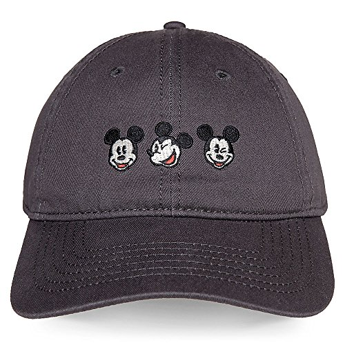 Disney Mickey Mouse Embroidered Baseball Cap for Adults